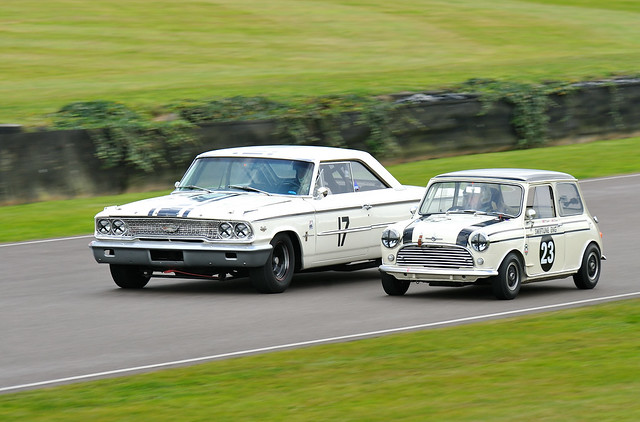 Little and Large in the St. Mary's Trophy (part two)