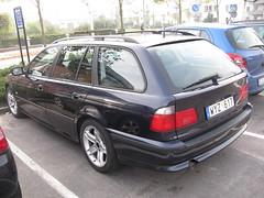 BMW 528i Touring E39 (nakhon100) Tags: cars wagon estate bmw touring kombi stationwagon 5series 5er 528i 528