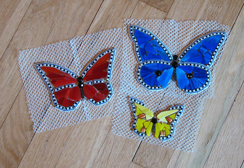 Butterflies for Calusa Nature Center and Planetarium