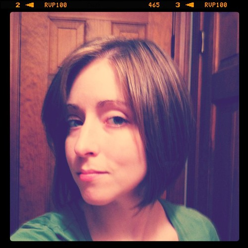 haircut by drwhogrl