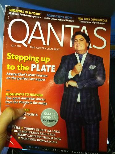 QANTAS Magazine July