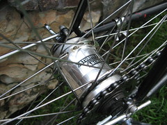 Faux Pathracer with 2-speed Kickback hub (Pathracer) Tags: wingnuts sturmeyarcher gripfast pathracer