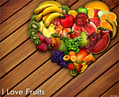 I LOVE FRUITS (Hi I'm Adel) Tags: pictures wood summer orange hot texture love apple colors fruits wow cherry design yummy lemon strawberry colours fig peach pomegranate pic banana watermelon pineapple mango pear apricot kiwi grape texure