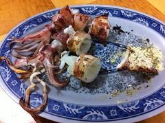 宜蘭嘉澎碳烤澎湖牡蠣