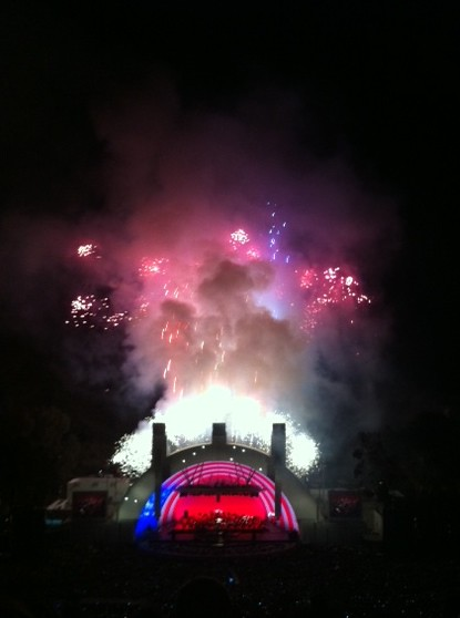 Hollywood Bowl - 7.3.2011