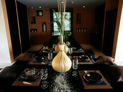 Thailand Dream Home - Dining Room1