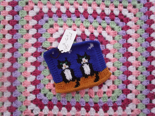 'Two of a Kind' Challnge. I'm sure you'll love this Square if you like cats! Brilliant!