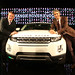 New Range Rover Evoque Starts Production