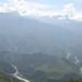 A Colômbia é virada em serras e curvas