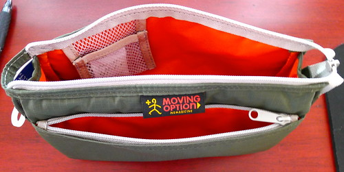 Nomadic PE-09 Pencil Case - Top Open