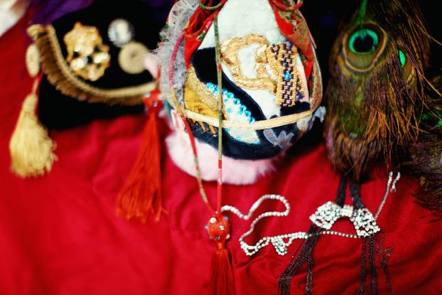 Carnaval de Versailles - Backstage 12