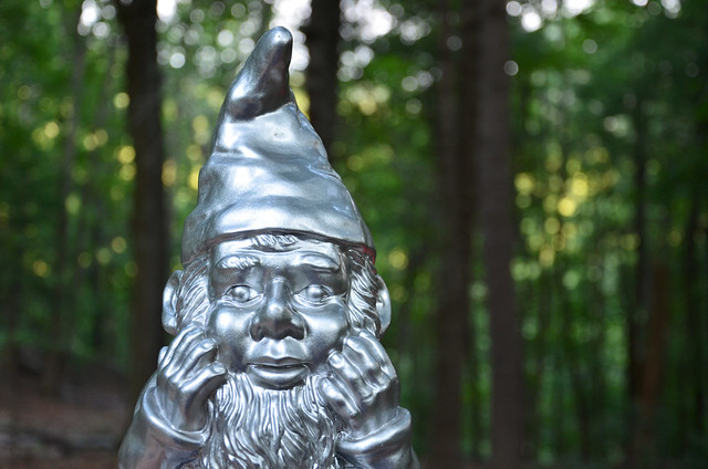 gnome at luminhaus