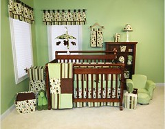 Giggles+Crib+Bedding+Collection