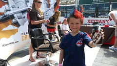 Crave at the Cleveland Indians Game- Progressive Field