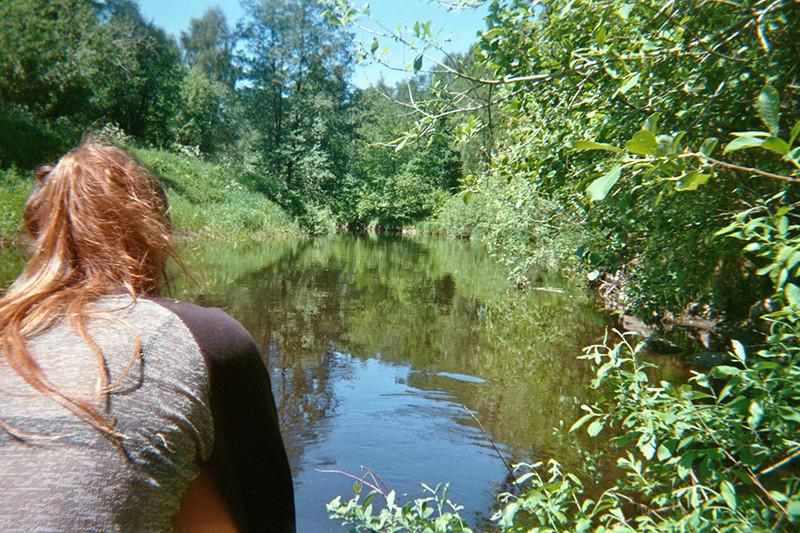 Nora vid ån