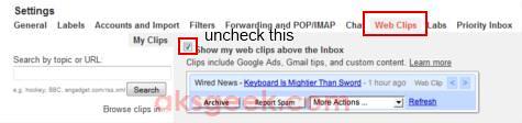 gmail webclip
