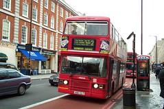Arriva London L180 (480 CLT) Victoria 3/9/01 (jmupton2000) Tags: london buses leyland olympian arriva ecw 480clt d180fym