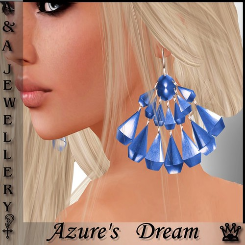 A&Ana Azure's dream EARRNGS