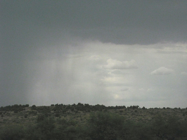 storm over the desert II