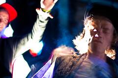(petergerbel) Tags: street party music distortion festival canon copenhagen 2011