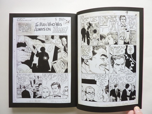 Setting the Standard: Comics by Alex Toth 1952-1954 - pages