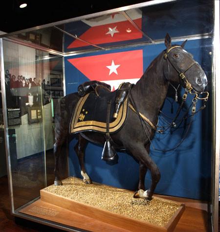 Maj Gen Phil Sheridan And His Saddle Modeling U S