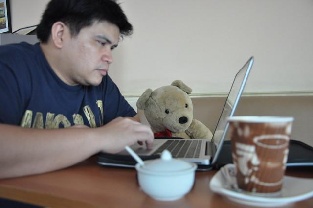 Unclebear & Teddy Bear