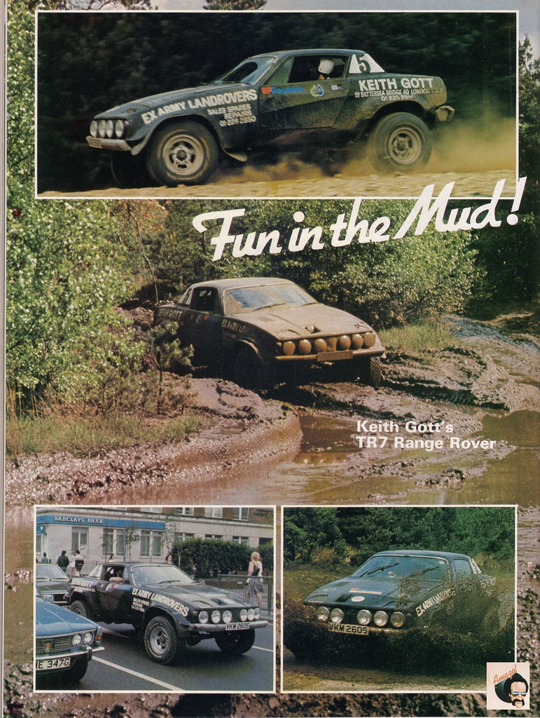 Triumph TR7 —
