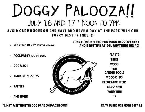 Doggy Palooza