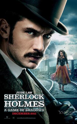 holmes2  Juego de Sombras (Sherlock Holmes: A Game of Shadows)