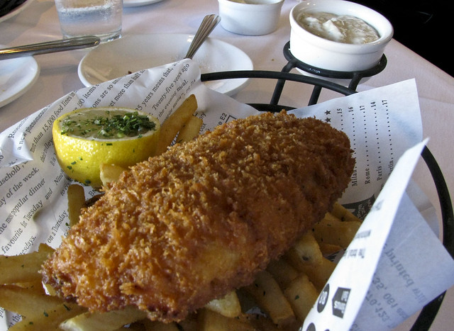 Victor's Fish and Chips