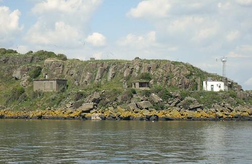 Inchcolm Island World War