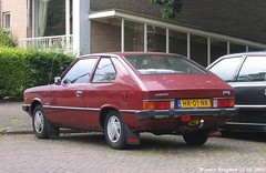 Hyundai Pony 1400 TLS automatic 1982 (XBXG) Tags: auto old classic netherlands car vintage 1982 automobile south nederland korea voiture korean pony automatic hyundai paysbas hilversum tls ancienne 1400 coréenne hyundaipony 현대자동차 주식회사 hr01nk sidecode4
