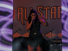 Jordin Sparks entertains at MLB 2011 All-Star Game Pre Game Reception (Al_HikesAZ) Tags: party arizona game phoenix star major concert all singing baseball reception sparks festivities allstar asg league pregame entertaining mlb jordin allstargame majorleaguebaseball 2011 jordinsparks alhikesaz phx2011 pregamereception