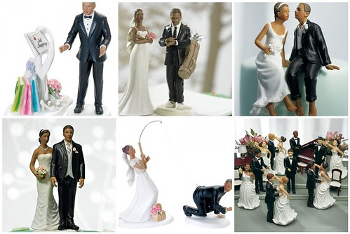 African American Wedding Cake Toppers | Things Festive Weddings & Events