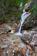 Cascata della Camosciara (Tommaso Renzi) Tags: 2 parco waterfall lee e di filters della lazio abruzzo molise cascate nazionale barrea villetta camosciara civitellaalfedena