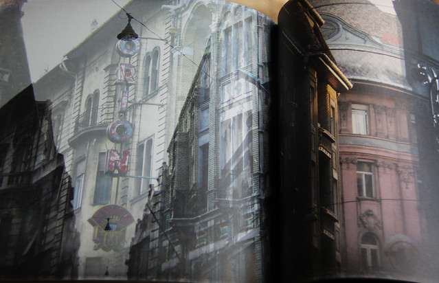 "Blurb book ""Budapest"" has arrived"