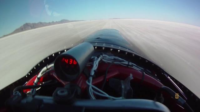 394mph Rocky's view on Vimeo by Content Canning Company