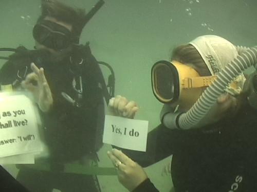scubawedding