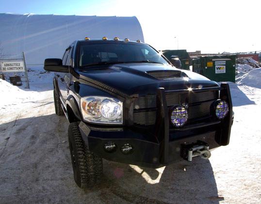truck dodge accessories ram aries 2007 3500 warn recon piaa