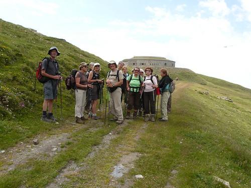 Au Fort de Ronce - Mt Cenis 018