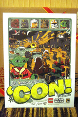 SDCC Exclusive 7958 LEGO Star Wars Advent Calendar - Print