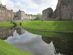 Rothesay Castle Moat