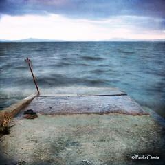 A VOLTE... (Paolo Cirmia) Tags: lake lago landscapes squares textures p paesaggi umbria trasimeno passignano