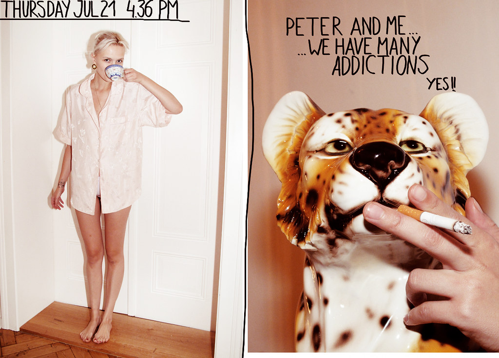 addicted peter and addicted bonnie-strange ambition- bonnie strange