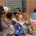 Mulheres vendendo de tudo na rua - Copacabana