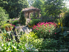 Perennial Paradise ~ a Backyard Garden... (Switzer's Nursery & Landscaping) Tags: minnesota stone design natural landscaping stonework glenn steps patio cedar handcrafted stonewall northfield interlocking pergola stonesteps paver handset pavers naturalstone waller switzers backyardgarden arbour switzer drystack landscapedesign designbuild hardscape hardscaping perennialgarden customdesigned glennswitzer icpi mnla perennialflowers patiodesign pergoladesign switzersnursery landscapedesigns theartoflandscapedesign switzersnurserylandscaping arbourdesign artoflandscapedesign minnesotanurserylandscapeassociation