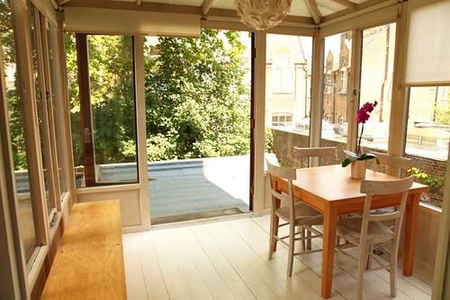 dining sun room