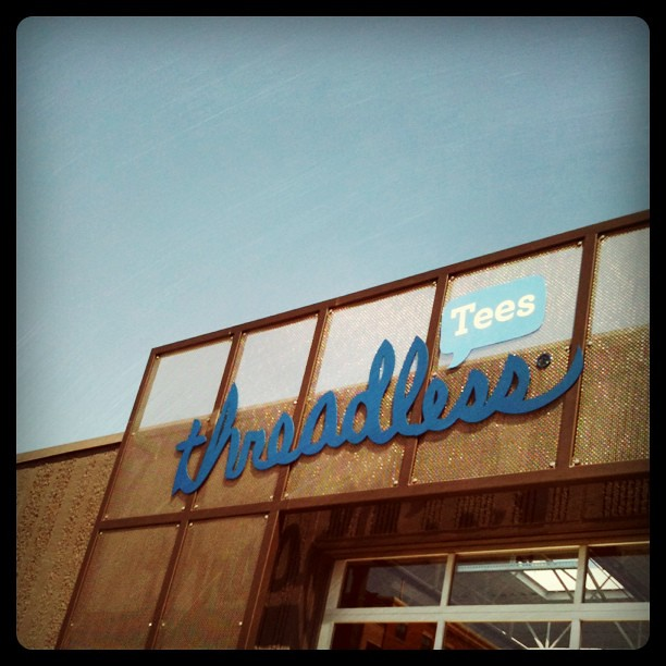 Threadless hq!