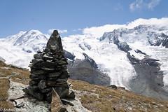 Gornergrat (Andrs Guerrero) Tags: mountain snow switzerland suiza nieve gornergrat zermatt montaa castor pollux